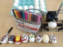 Open Source DIY EggBot