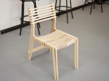 The Valoví Chair designed by Denis Fuzii