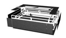 Large-Format 80W Laser Cutter – Lasersaur