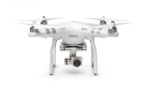 DJI Phantom 3 Quadcopter with Camera
