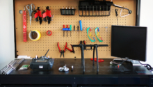 Electronics Bench / Coding Station