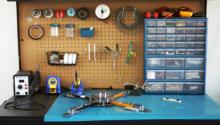 Electronics Bench / Soldering Station